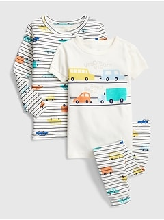 Cars PJ Set (3-Pack)