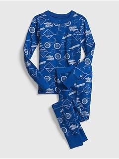 Bike PJ Set