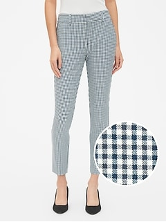 Skinny Ankle Pants with Secret Smoothing Pockets