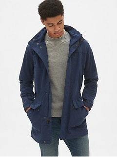 City Parka Jacket