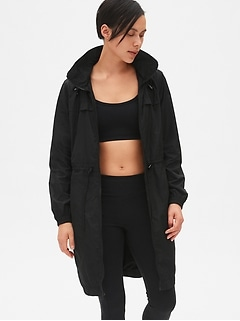 GapFit Packable Mid-Length Parka