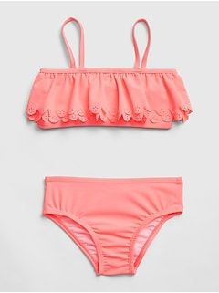 Ruffle Swim Two-Piece