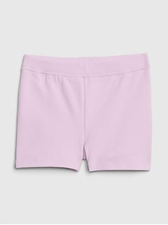 Toddler Cartwheel Shorts In Stretch Jersey