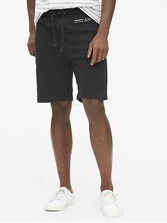 "Vintage Soft 9"" Gap Logo Shorts"