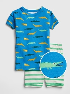 a9b39a8be8 Toddler Boys Pajamas at babyGap