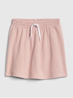 Kids Skort in French Terry