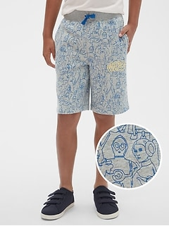 GapKids | Star Wars™ Pull-On Shorts