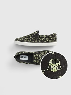 GapKids | Star Wars™ Slip-On Sneakers