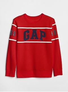 Kids Gap Logo Sweatshirt