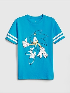 GapKids | Sega Graphic Short Sleeve T-Shirt