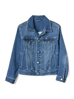Icon Supersoft Denim Jacket