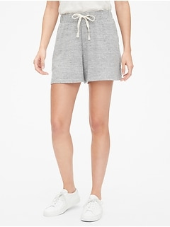 Softspun Drawstring Shorts