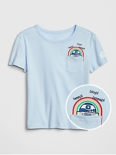 GapKids | Star Wars™ Short Sleeve T-Shirt