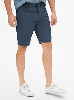 "Wearlight 10"" Slim Shorts with GapFlex"