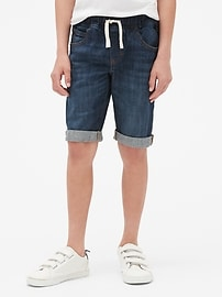 Gap Kids Denim 5-Pocket Shorts