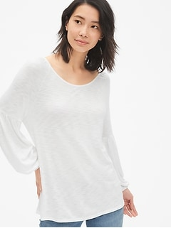 0bc9c9c8 Women's Long Sleeve T Shirts | Gap