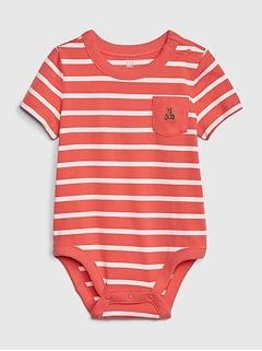 Baby Stripe Bodysuit