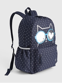 Kids Flippy Sequin Senior Backpack