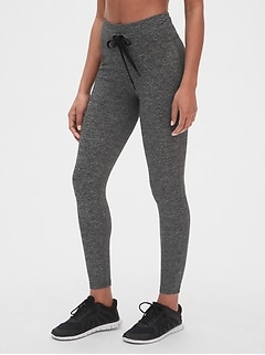 GapFit Brushed Tech Jersey Pants