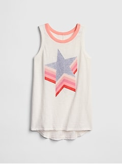 Kids Graphic Tunic
