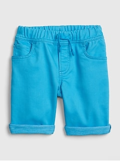 Pull-On Roll Shorts
