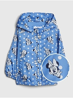 babyGap | Disney Minnie Mouse Windbuster