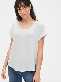 a0f5e5be4 Women's T-Shirts & Tees | Gap