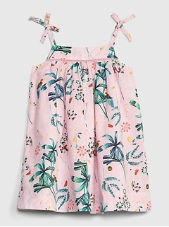 Baby Floral Tank Dress
