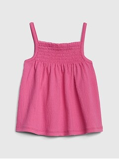 Baby Smocked Tank Top