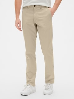 Wearlight Slim Khakis with GapFlex
