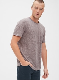Marl Pocket T-Shirt