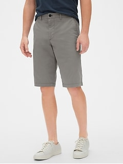 "Wearlight 12"" Khaki Shorts"