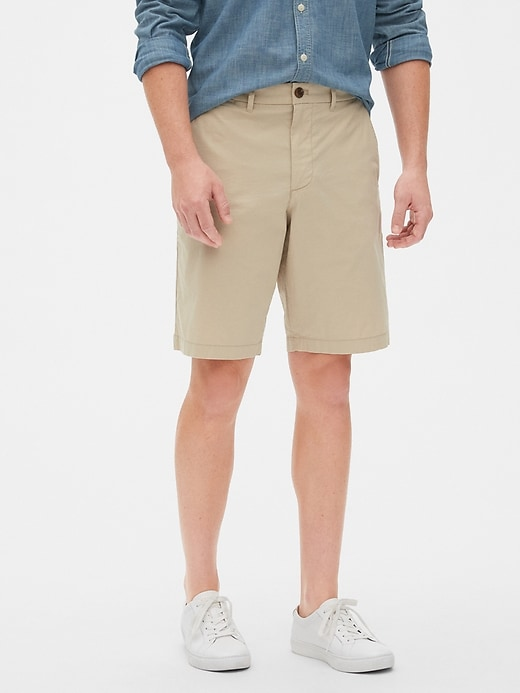 "Gap Wearlight 10"" Khaki Shorts (various colors/sizes)"