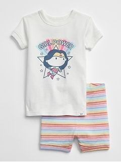 babyGap | DC Wonder Woman Short PJ Set