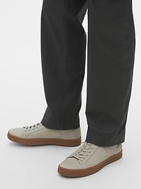 Modern Khakis in Relaxed Fit with GapFlex