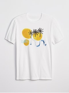 Gap | Sean W Spellman Graphic T-Shirt