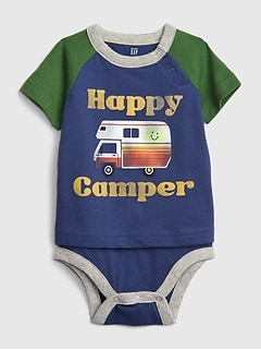 135d7fa62 Baby Boy Bodysuits at babyGap | Gap