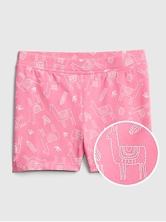 Toddler Cartwheel Shorts