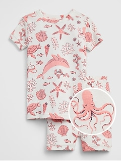 babyGap Sea Creature Short PJ Set