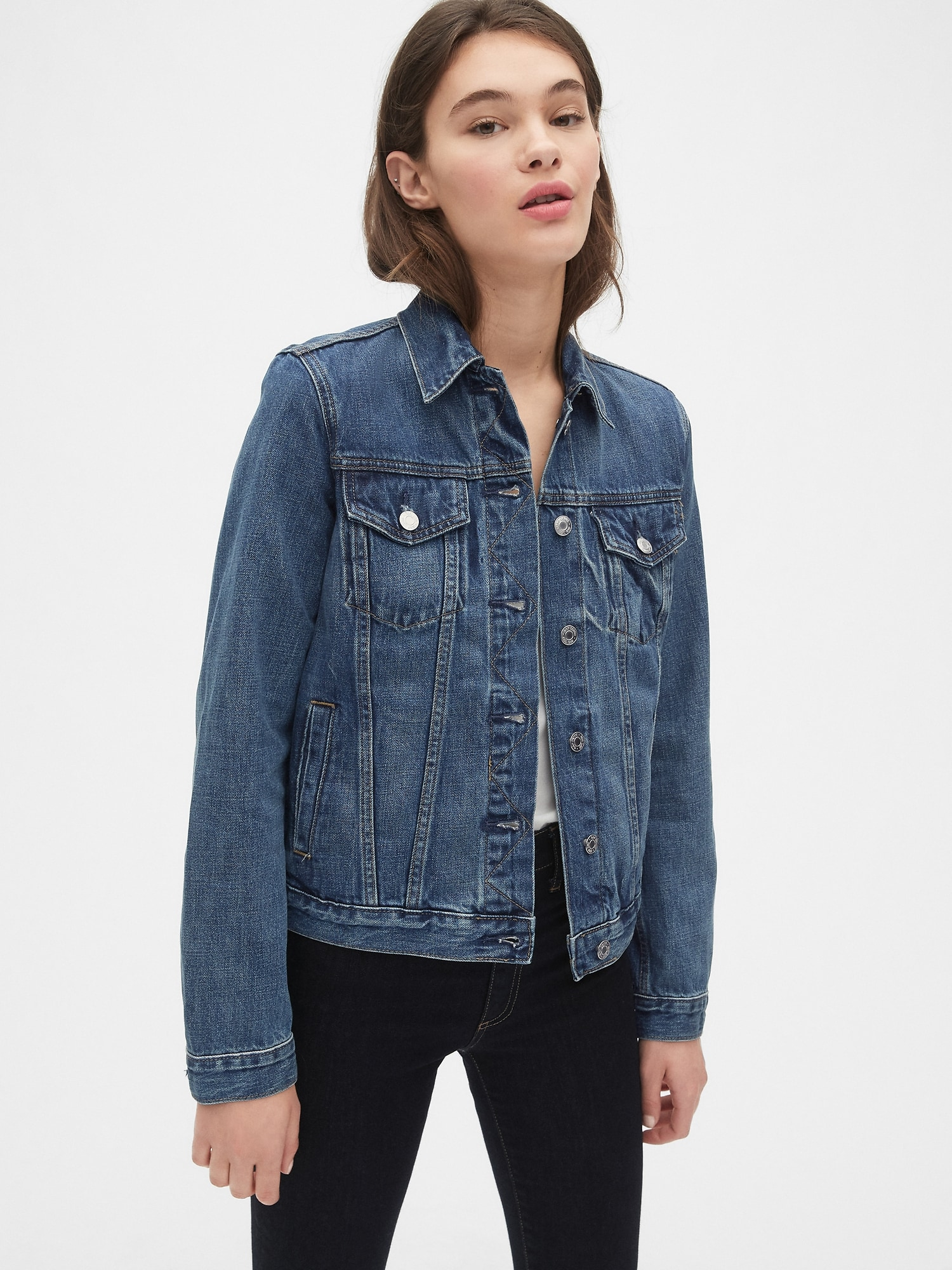 low priced cb4a5 89452 Icon Denim Jacket