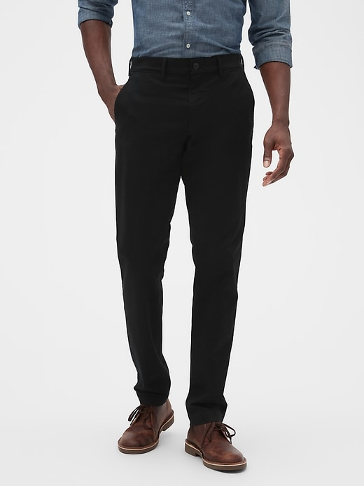 Gap Essential Khakis in Athletic Taper Fit with GapFlex