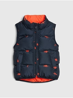Toddler ColdControl Max Reversible Vest