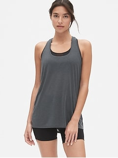 GapFit Breathe Air Tank with Twist-Back
