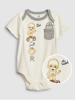babyGap | Star Wars™ Bodysuit