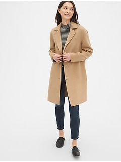 Unlined Car Coat
