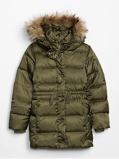 Kids ColdControl Ultra Max Down Puffer