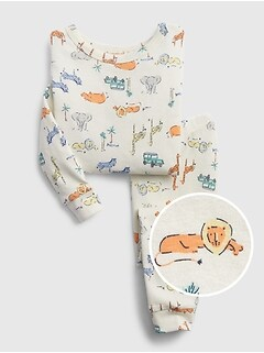 babyGap Organic Cotton Print Pj Set