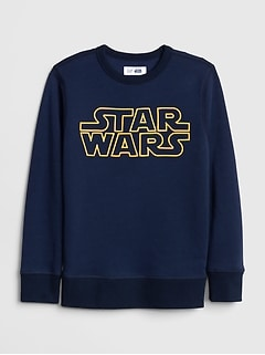 GapKids | Star Wars™ Crewneck Sweatshirt