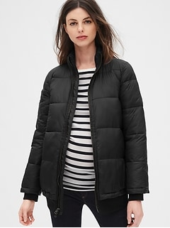 Maternity ColdControl Lightweight Puffer Jacket