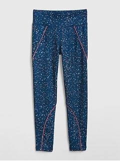 GapFit Kids Print Leggings
